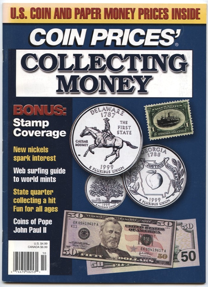 Coin Prices Magazine Collecting Money Special Edition