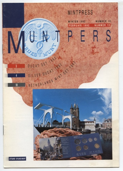 Muntpers Winter 1992