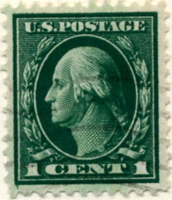 Alaska Coin Exchange Presents The Scott 498 1 Cent Stamp