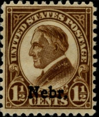 Alaska Coin Exchange Presents The Scott 670 Harding 1 1 2 Cent Stamp Brown Series Of 1922 1925