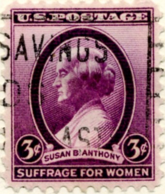 Scott 784 3 Cent Stamp Susan B Anthony
