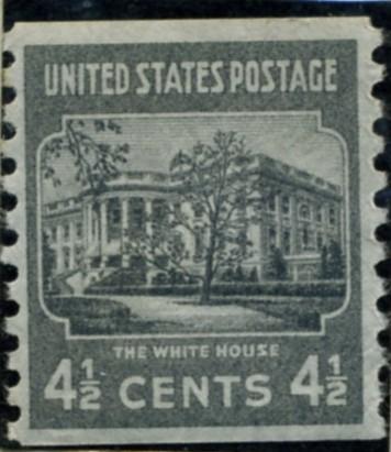 Alaska Coin Exchange Presents The Scott 844 4 1 2 Cent
