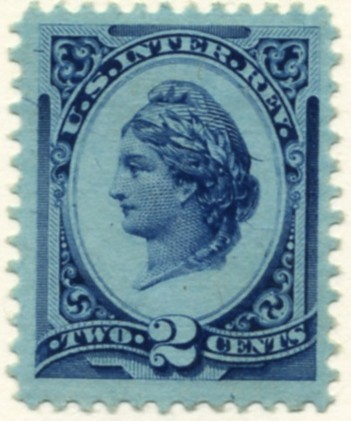 Scott R152 2 Cents Internal Revenue Stamp