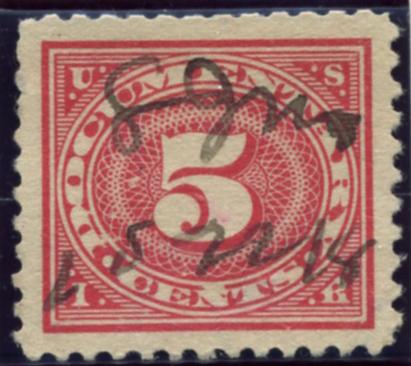 Alaska Coin Exchange Presents The Scott R232 5 Cent